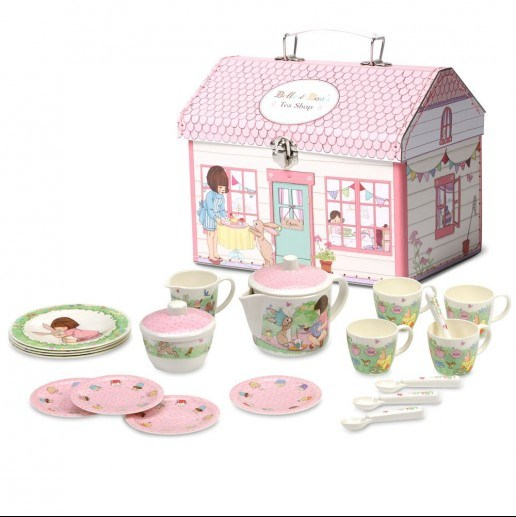 Belle and Boo Birthday Surprise Tea Set